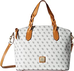 Dooney & Bourke Blakely Celeste Satchel