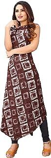 Neo Queen Women's Fabric Rayon Straight Kurti