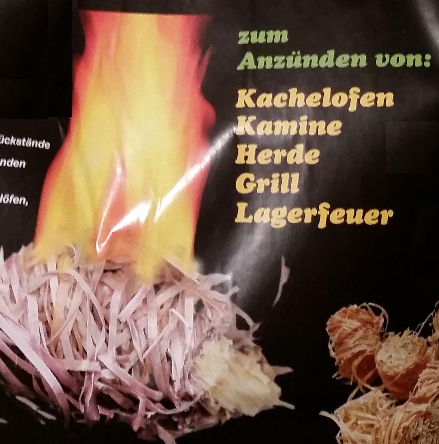 5 Kg  Kaminanzünder Grillanzünder Schwedenfeuer  Kamin Anzünder Kg//4,60€