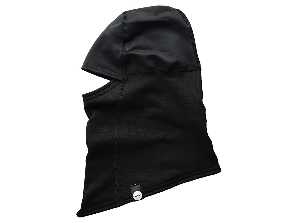 BULA Power Fleece Convertible Balaclava (Black) Knit Hats