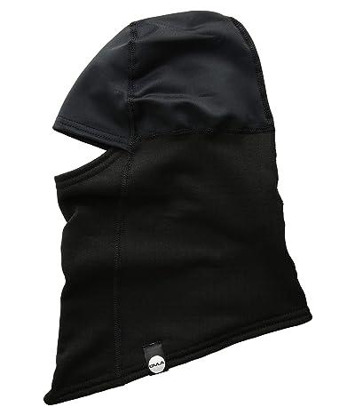 BULA Power Fleece Convertible Balaclava (Black) Knit Hats
