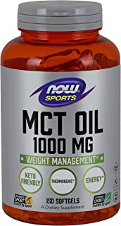 Now Foods MCT Oil 1000mg 150's softgels