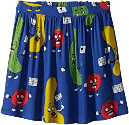 mini rodini - Veggie Woven Skirt (Infant/Toddler/Little Kids/Big Kids)