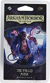 Fantasy Flight Games Current Edition Arkham Horror Lcg The Pallid Mask Board Game