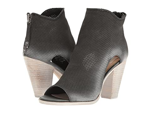 Dolce Vita Harem Anthracite Perforated Nubuck Women