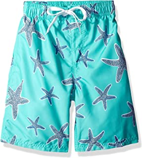 Kanu Surf Boys' Reflection Quick Dry Beach Swim Trunk