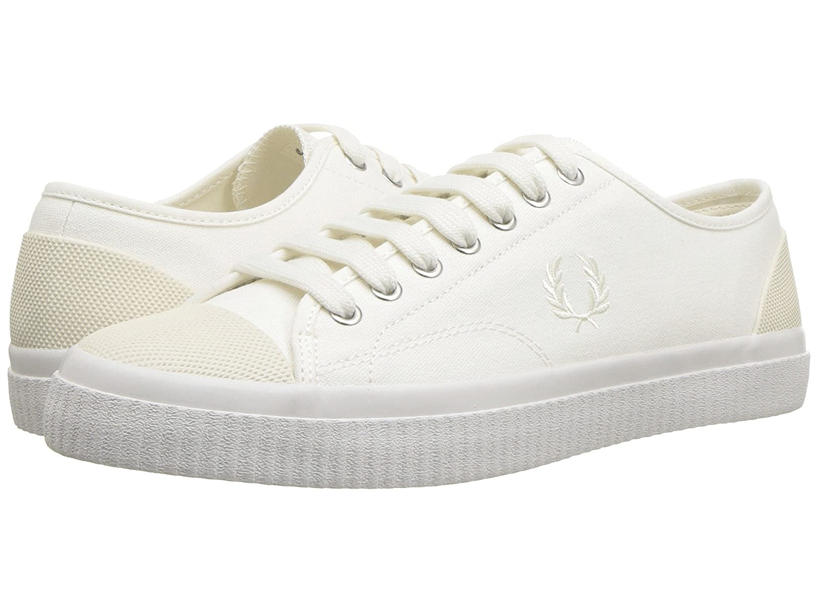 Fred Perry Hughes CanvasAtmospheric grades have affordable shoes