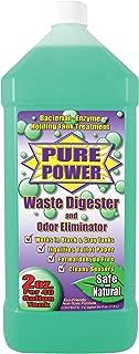 Valterra V22003 'Pure Power' Waste Digester and Odor Eliminator - 64 oz. Bottle
