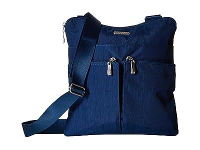 Baggallini Legacy Horizon Crossbody (Pacific) Cross Body Handbags