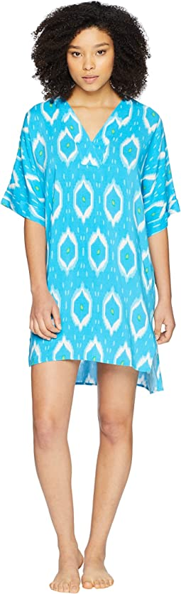N by Natori Palao Tunic