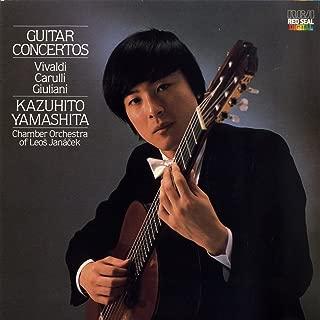 Giuliani/Vivaldi/Carulli: Guitar Concertos - Kazuhito Yamashita (guitar)
