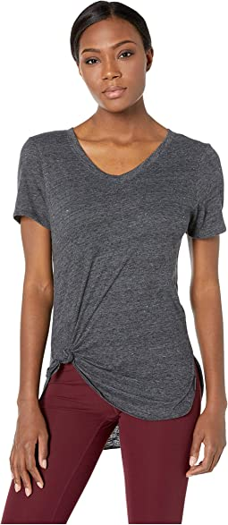 Blissful Tunic Heathered T-Shirt