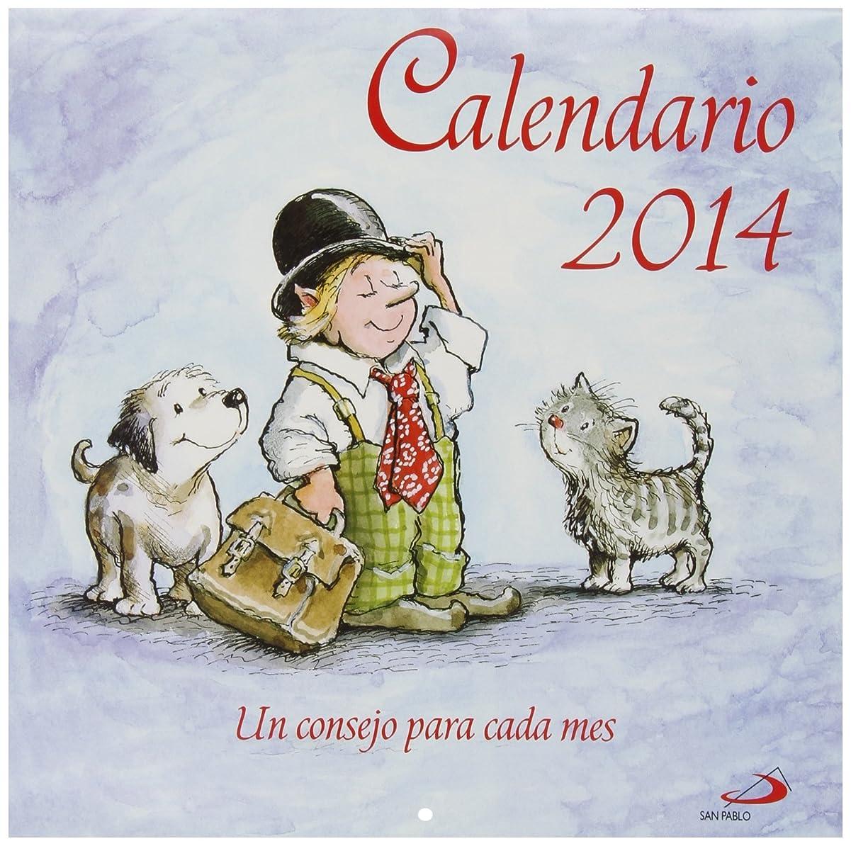 検索復讐体細胞Calendario 2014 - Un consejo para cada mes