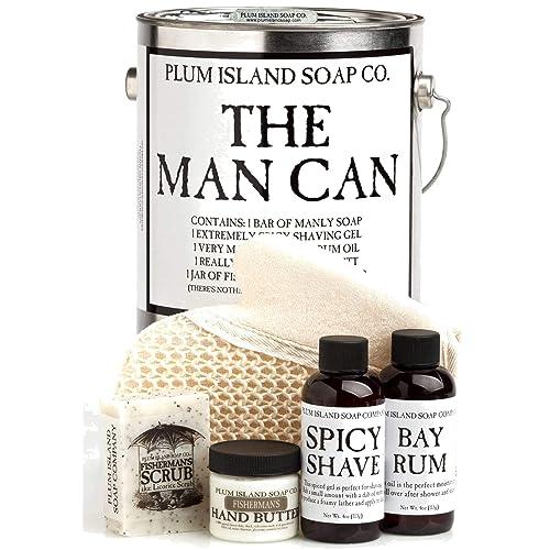 The Man Can Gift Basket - Gift Basket for Men - Happy Birthday Gift Basket - Birthday Gifts for For Him
