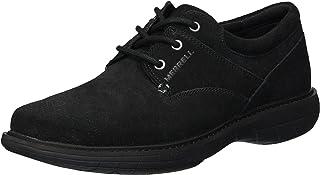 Merrell Men`s World Vue Lace Suede Sneaker