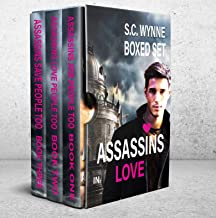 Assassins In Love Boxed Set: Gay Romance