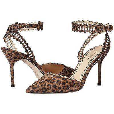 Marchesa Danamod (Leopard Suede) Women