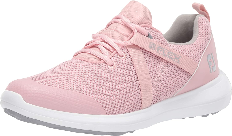 Max 85% OFF FootJoy Women's Fj Special price Flex Previous Style Season Golf Shoes