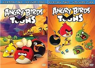 Angry Birds Toons : Season 2, Volume 1 & 2