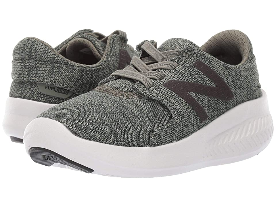 New Balance Kids IACSTv3 (Infant/Toddler) (Mineral Green/Faded Rosin) Boys Shoes