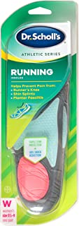 Dr. Scholl's RUNNING Insoles (Women's 5.5-9) // Absorb Shock and Prevent Common Running Injuries
