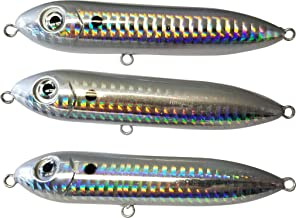 Catfish Rattling Line Float Lure for Catfishing, Demon Dragon Style Peg for Santee Rig Fishing, 4 inch (3-Pack, Threadfin Shad)