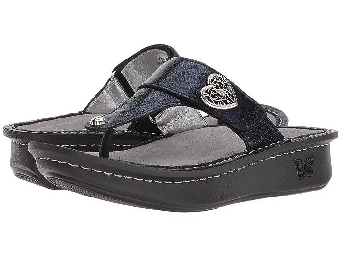 Alegria  Carina (Dusk) Womens Sandals