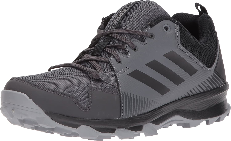 Adidas Outdoor Women's Terrex Tracerocker W Trail Running shoes, Grey Five Black Utility Black, 7 M US