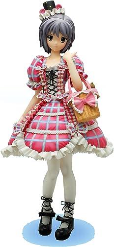 compras de moda online The Melancholy of Haruhi Suzumiya Yuki Yuki Yuki Nagato Lolita Ver. [1 7 Sacle PVC] (japan import)  costo real