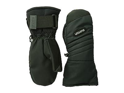 Burton Kids Support Mitt (Little Kids/Big Kids) (True Black) Extreme Cold Weather Gloves