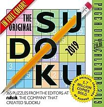 Best the original sudoku page-a-day calendar 2018 Reviews
