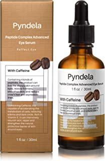 Pyndela Caffeine Eye Serum for Dark Circles and Wrinkles