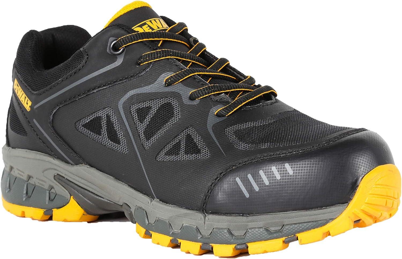 DEWALT Men's Angle PT Plain Toe Oil Slip Resistant shoes