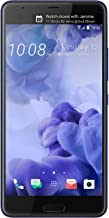 HTC U Ultra 64GB Unlocked (GSM Only, No CDMA) Android 7.0 with HTC Sense Smartphone Sapphire Blue (Dual-Display | 16MP+12M...