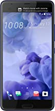 Điện thoại di động Android – HTC U Ultra 64GB Unlocked GSM Android 7.0 with HTC Sense Smartphone Sapphire Blue (Dual-Display | 16MP+12MP Cameras | 3D Audio)