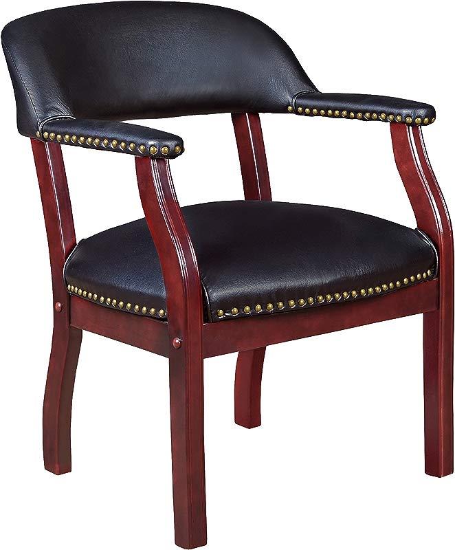 Regency Ivy League Captain Chair Black