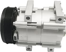 RYC Remanufactured AC Compressor and A/C Clutch EG132