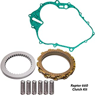 raptor 660 clutch replacement