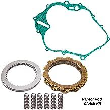 Yamaha Raptor 660 660R YFM 660R ATV Heavy Duty Replacement Clutch Kit and Gasket 2001-2005