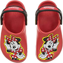 Crocs Kids - FunLab Minnie Clog (Toddler/Little Kid)