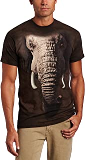 The Mountain Men's Elephant Face T-Shirt