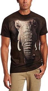 The Mountain Men's Elephant Face T-Shirt