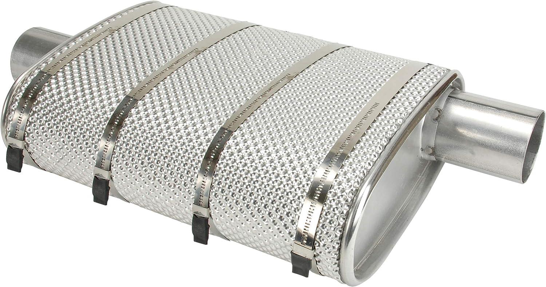 Design Engineering Ranking TOP7 010455 Credence Muffler Wrap Kit Shield