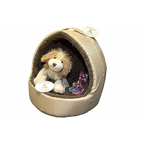 Everlast Pet Toys | Pet House & Plush Doll PLUS Bundle For Small Dogs | Portable