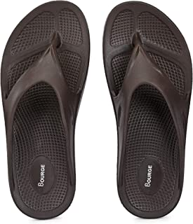 Bourge Men's Canton-66 Slippers