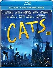 Cats (2019) (Blu-ray +DVD + Digital) (Bilingual)