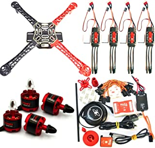 450mm GPS Quadcopter Kit with Naza-M Lite FC M7N GPS 2212 Motors 30a ESC Props