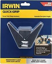 IRWIN QUICK-GRIP Hoekklempads voor eenhandige staafklemmen