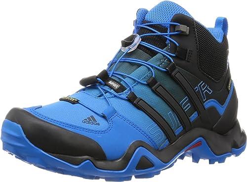 Amazon.com | adidas Terrex Swift R Mid GTX, Men's Hiking Shoes ...