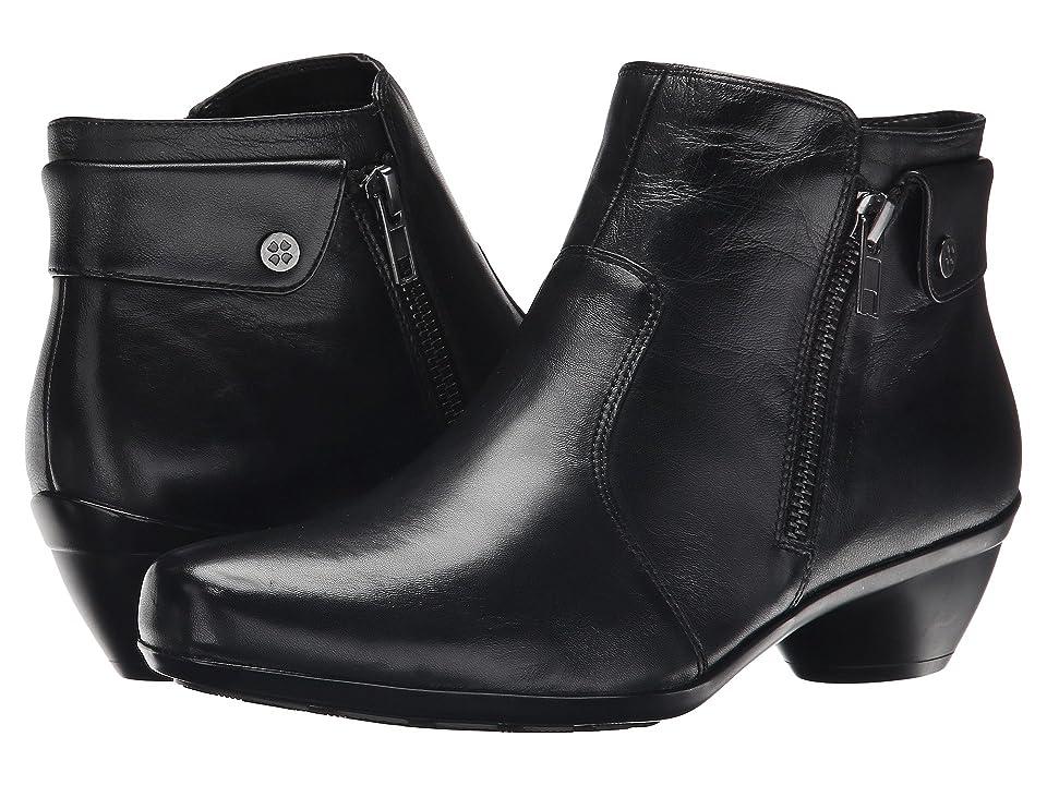 Naturalizer Haley (Black Leather) Women